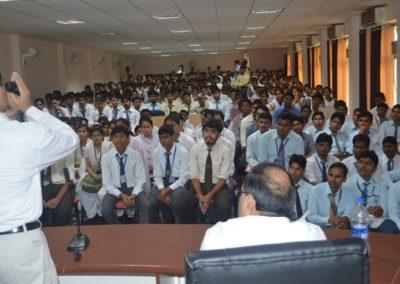 Graduate & Post Graduate Engineering students of Kamla Nehru Group of Institutions, Sultanpur
