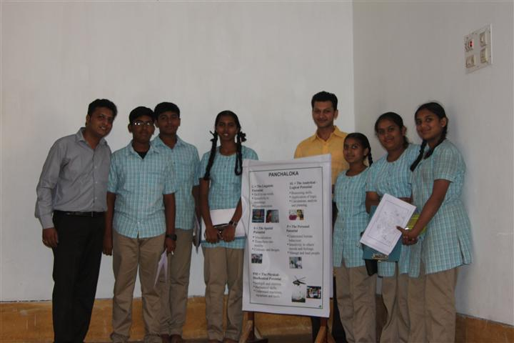 Learning Potentials - Career Counselling of TVS Academy School, Hosur Children.