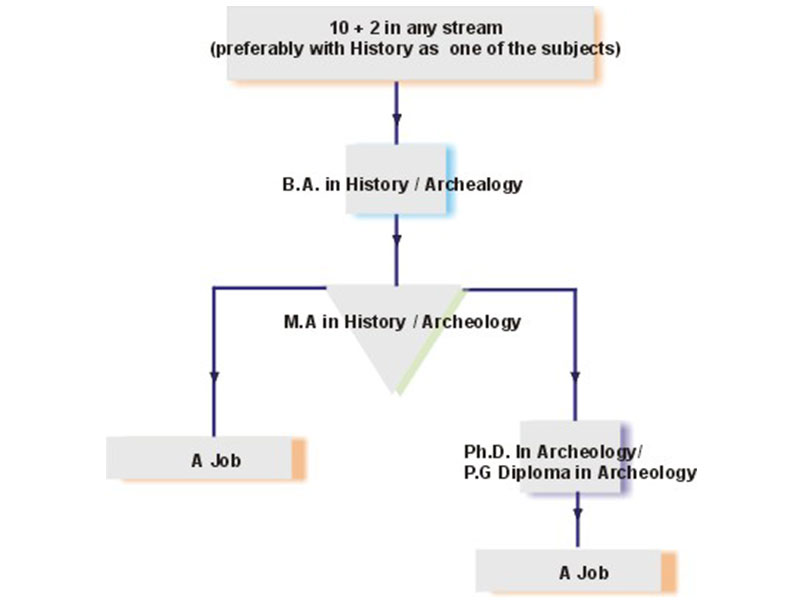 Career-Road-Map-for-Archeology